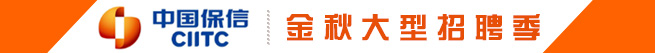 中国保险信息技术管理有限责任公司招聘信息