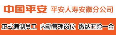 中国平安人寿保险股份有限公司安徽分公司招聘信息