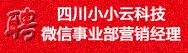 四川小小云科技有限公司招聘信息