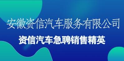 安徽资信汽车服务有限公司