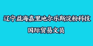辽宁益海嘉里地尔乐斯淀粉科技有限公司