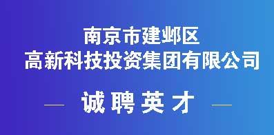 南京市建邺区高新科技投资集团有限公司
