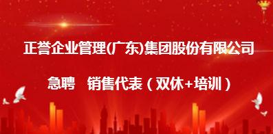 正誉企业管理(广东)集团股份有限公司