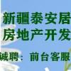 新疆泰安居房地產開發有限公司