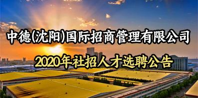 中德(沈阳)国际招商管理有限公司