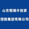 山東恒瑞豐投資控股集團有限公司