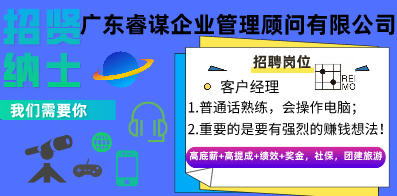 广东睿谋企业管理顾问有限公司