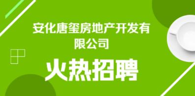 安化唐玺房地产开发有限公司