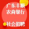 广东丰顺农村商业银行股份有限公司