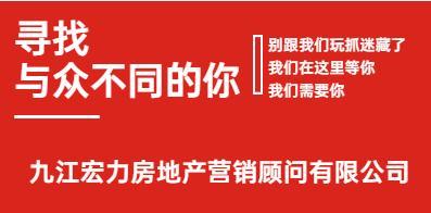 九江宏力房地产营销顾问有限公司