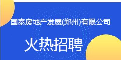 国泰房地产发展(郑州)有限公司