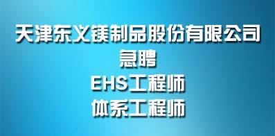 天津東義鎂制品股份有限公司